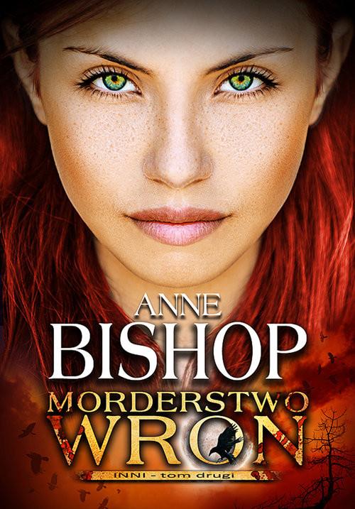 okładka Morderstwo wron Tom 2 Inniksiążka |  | Anne Bishop