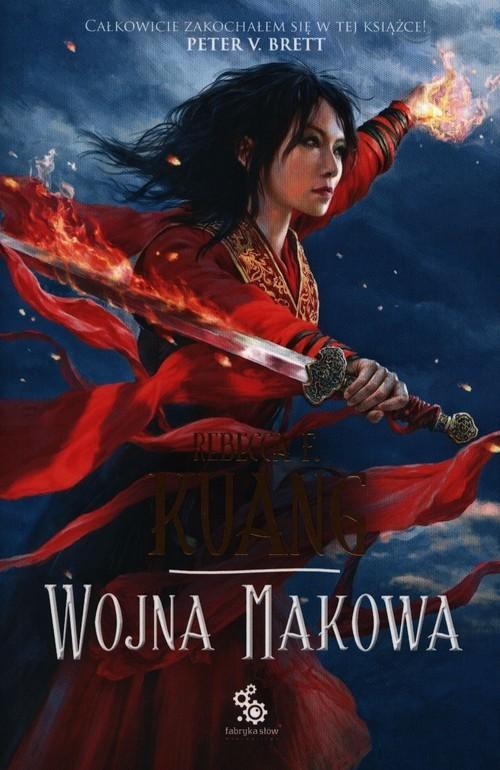okładka Wojna makowa 1, Książka | Rebecca F. Kuang
