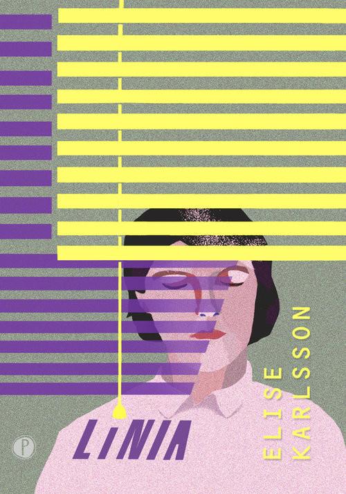 okładka Linia, Książka | Karlsson Elise, Arystofanes