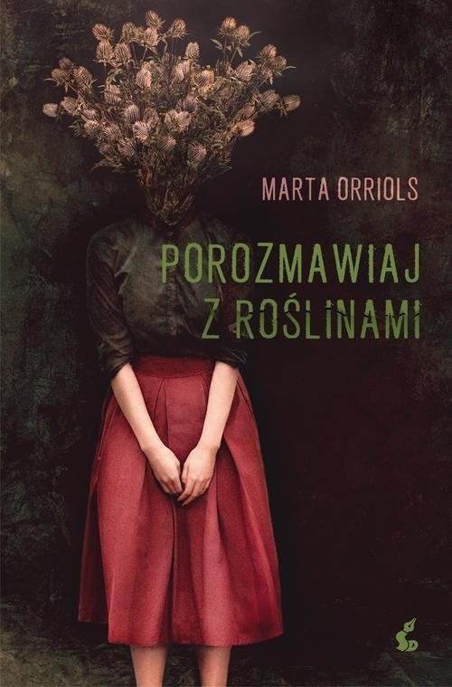 okładka Porozmawiaj z roślinami, Książka | Orriols Marta