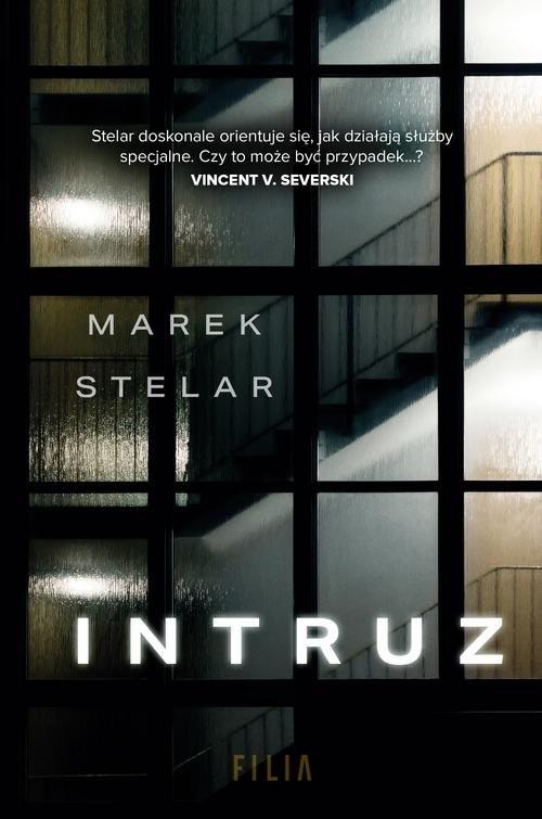 okładka Intruz, Książka | Marek Stelar