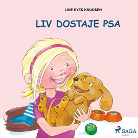 okładka Liv i Emma: Liv dostaje psa, Audiobook | Kyed Knudsen Line