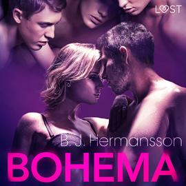 okładka Bohema. Opowiadanie erotyczne, Audiobook   J. Hermansson B.