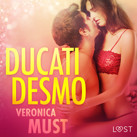 okładka Ducati Desmo. Opowiadanie erotyczne, Audiobook | Must Veronica