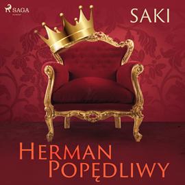 okładka Herman Popędliwy, Audiobook | Manoussakis Karolina