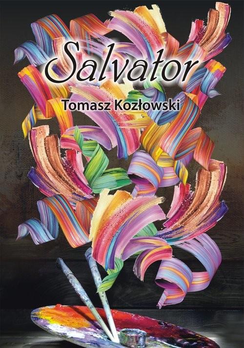 okładka Salvator, Książka | Tomasz Kozłowski