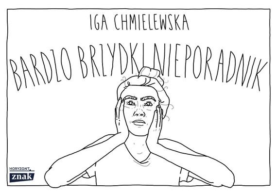 okładka Bardzo brzydki nieporadnikksiążka |  | Chmielewska Iga