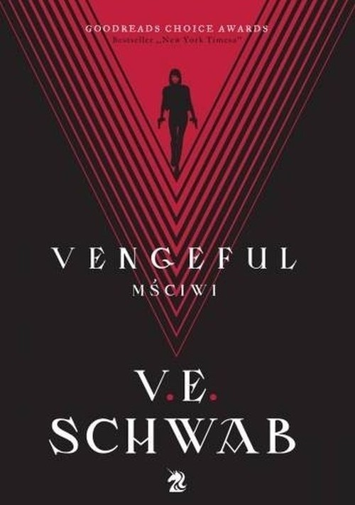 okładka Vengeful Mściwi, Książka | Schwab V.E