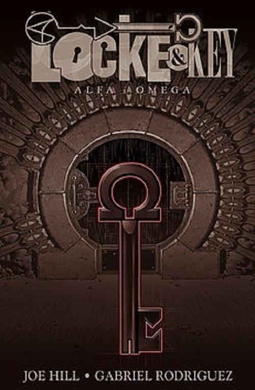 okładka Locke & Key 6 Alfa i Omegaksiążka |  | Joe Hill