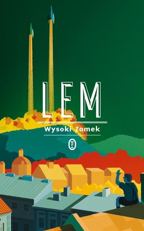 okładka Wysoki Zamek, Książka | Stanisław Lem