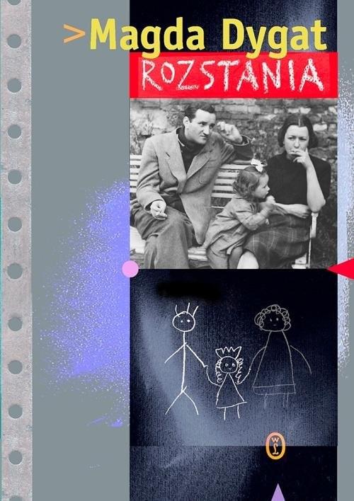 okładka Rozstania, Książka | Dygat Magda