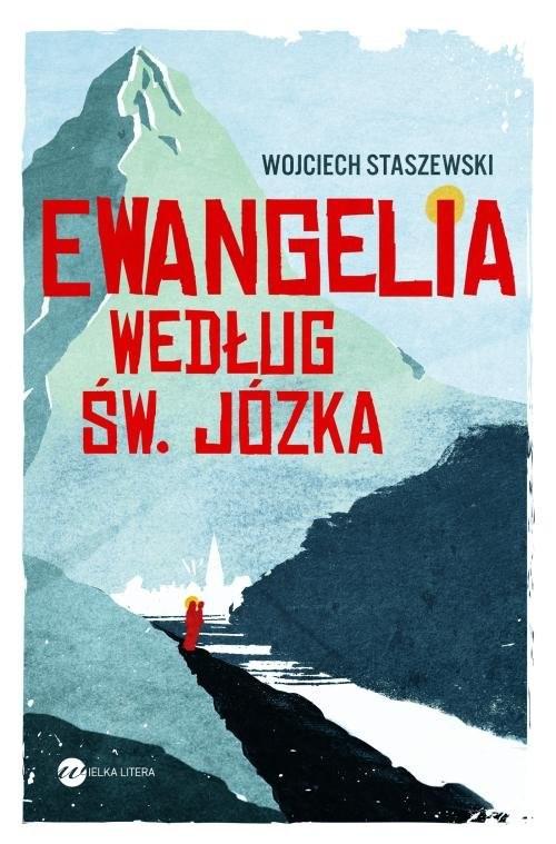 okładka Ewangelia według św Józka, Książka | Staszewski Wojciech