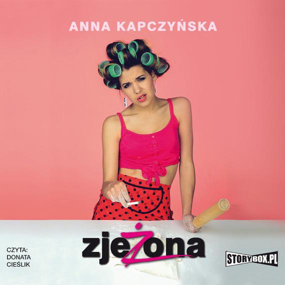 okładka Zjeżonaaudiobook | MP3 | Anna Kapczyńska