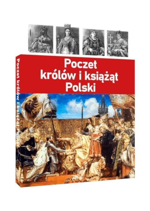 okładka Poczet królów i książąt Polski, Książka | Opracowanie zbiorowe