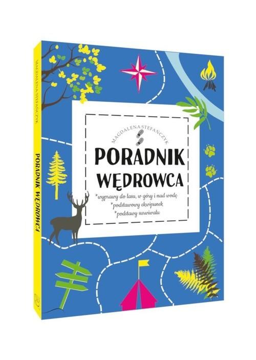 okładka Poradnik wędrowca, Książka | Stefańczyk Magdalena