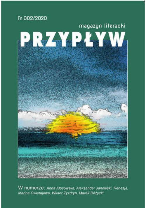 okładka Przypływ nr 2, Książka | Aleksander Janowski