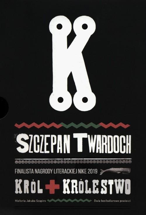 okładka Król / Królestwo Pakiet, Książka   Szczepan Twardoch