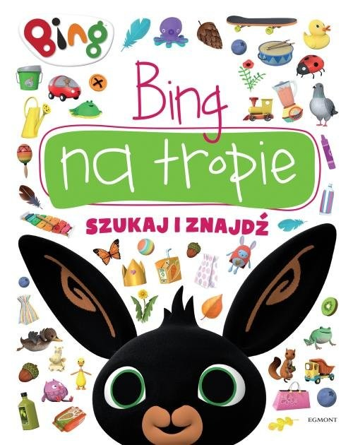 okładka Bing na tropie Szukaj i znajdź, Książka | null null
