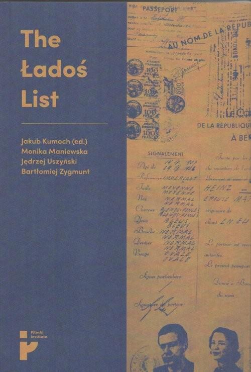 okładka The Ładoś List, Książka | Praca Zbiorowa