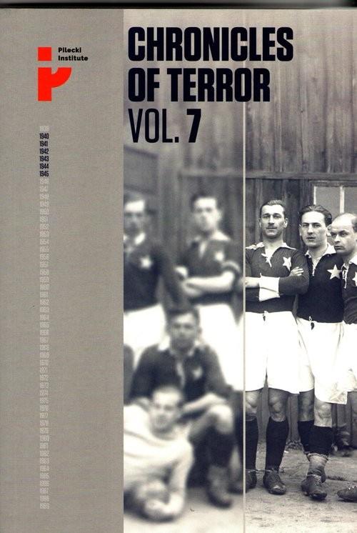 okładka Chronicles of Terror Vol. 7 Auschwitz-Birkenau. Victims of the deadly medicineksiążka |  | Praca Zbiorowa