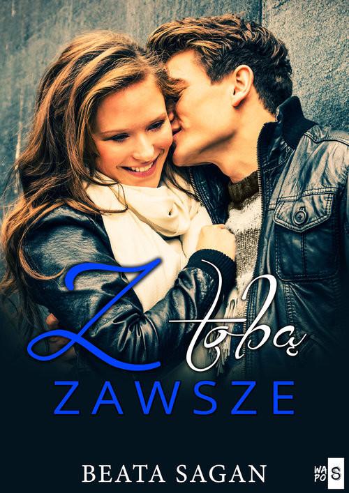 okładka Z tobą zawsze, Książka | Beata Sagan