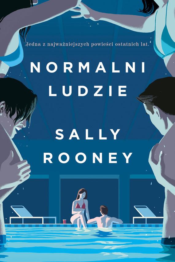 okładka Normalni ludzie, Książka | Rooney Sally