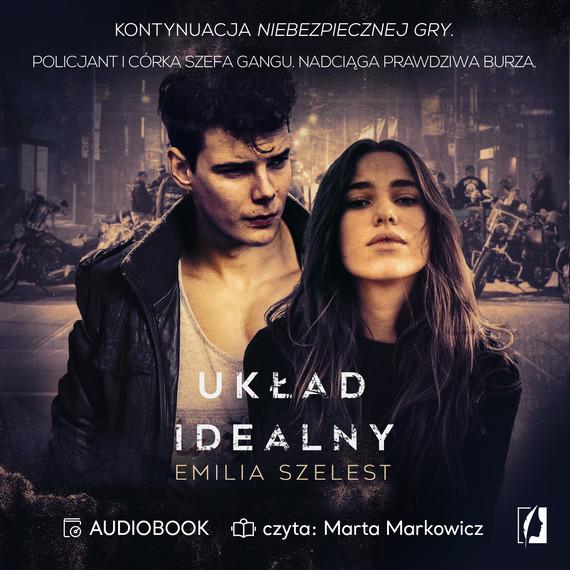 okładka Układ idealnyaudiobook | MP3 | Emilia Szelest