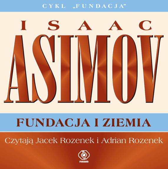 okładka Fundacja i Ziemiaaudiobook | MP3 | Isaac Asimov