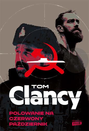 okładka Polowanie na Czerwony Październik, Książka | Tom Clancy