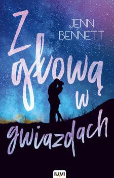 okładka Z głową w gwiazdach, Książka | Jenn Bennett
