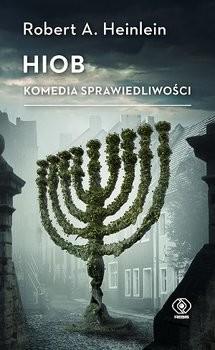okładka Hiob. Komedia sprawiedliwości, Książka | A. Heinlein Robert