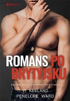 okładka Romans po brytyjsku, Książka | Ward;  Keeland Vi Penelope