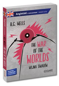 okładka War of the Worlds. Wojna światów, Książka | Herbert George Wells