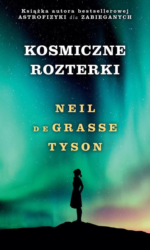 okładka Kosmiczne rozterki, Książka | Neil deGrasse Tyson