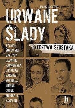 okładka Urwane ślady, Książka | Szostak Janusz