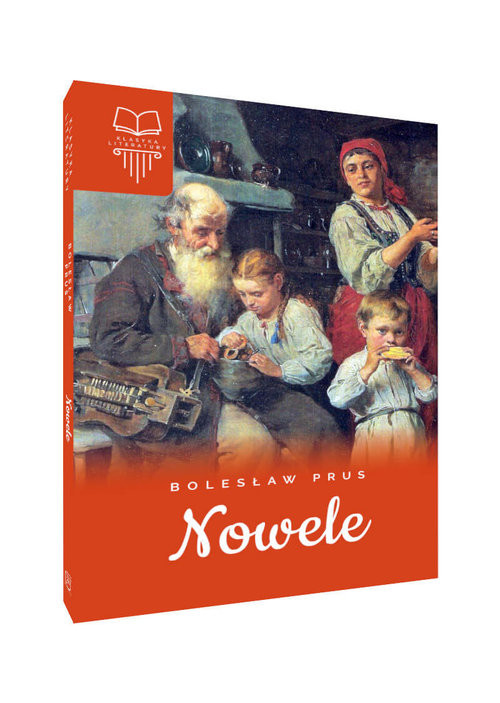 okładka Nowele Prusksiążka |  | Bolesław Prus