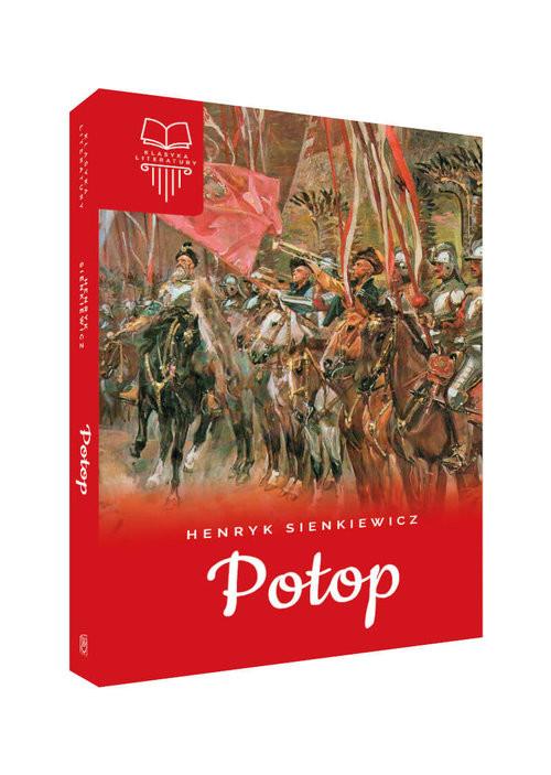 okładka Potop Lektura, Książka | Henryk Sienkiewicz