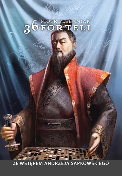 okładka 36 forteli Chińska sztuka podstępu układania planów i skutecznego działania, Książka | Piotr Plebaniak