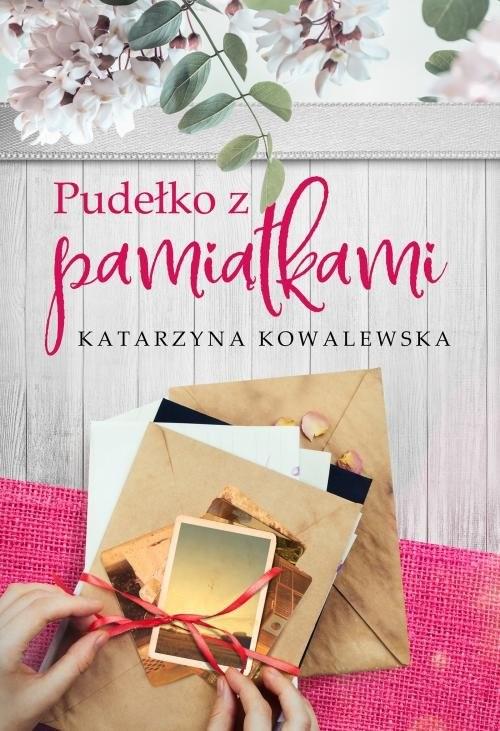 okładka Pudełko z pamiątkami, Książka | Katarzyna  Kowalewska