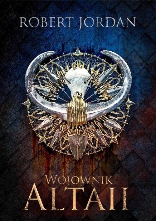 okładka Wojownik Altaii, Książka | Robert Jordan