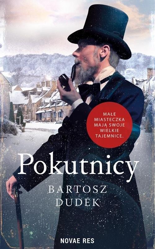 okładka Pokutnicy, Książka | Bartosz Dudek