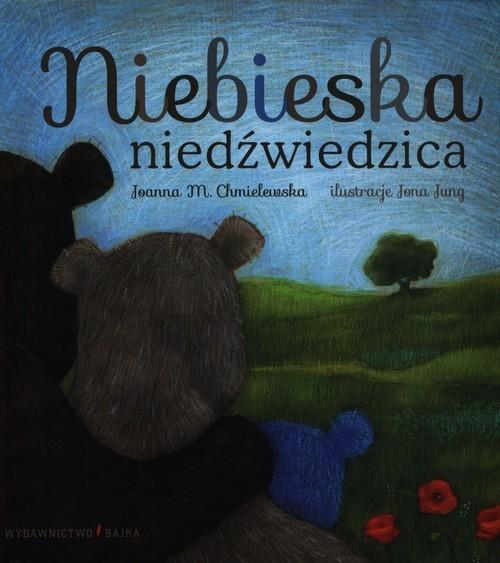 okładka Niebieska niedźwiedzica, Książka | Joanna M. Chmielewska