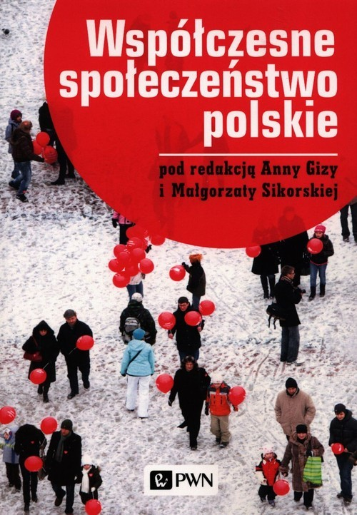 okładka Współczesne społeczeństwo polskie, Książka |
