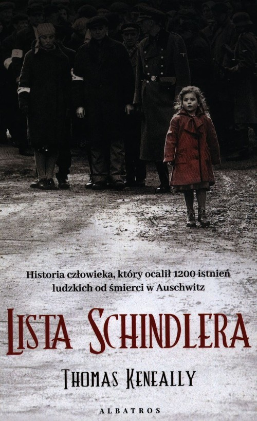 okładka Lista Schindlera, Książka   Keneally Thomas