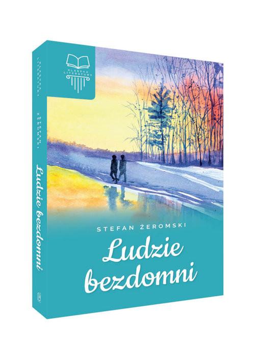 okładka Ludzie bezdomni, Książka | Stefan Żeromski