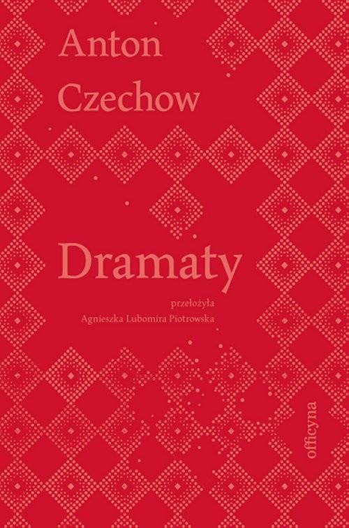 okładka Dramaty, Książka | Anton Czechow