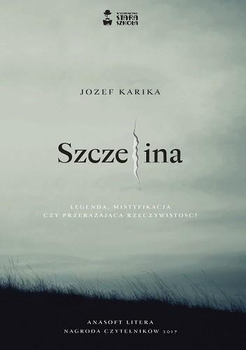 okładka Szczelinaksiążka |  | Jozef Karika