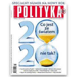 okładka AudioPolityka Nr 52 z 30 grudnia 2019 roku, Audiobook | Polityka