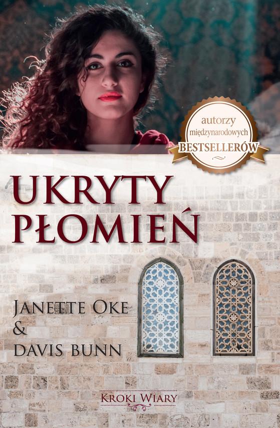 okładka UKRYTY PŁOMIEŃaudiobook | MP3 | Janette Oke, Davis Bunn