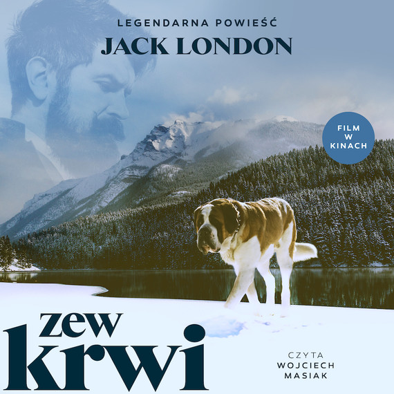 okładka Zew Krwi, Audiobook | Jack London